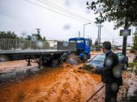 На Грецию обрушились катастрофические наводнения