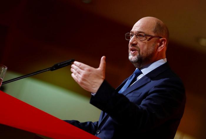 На переговорах с Меркель Мартин Шульц потребовал себе министерство финансов