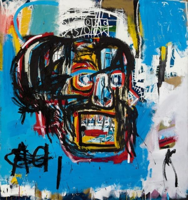 На Сотбис картина Баския побила три ценовых рекорда