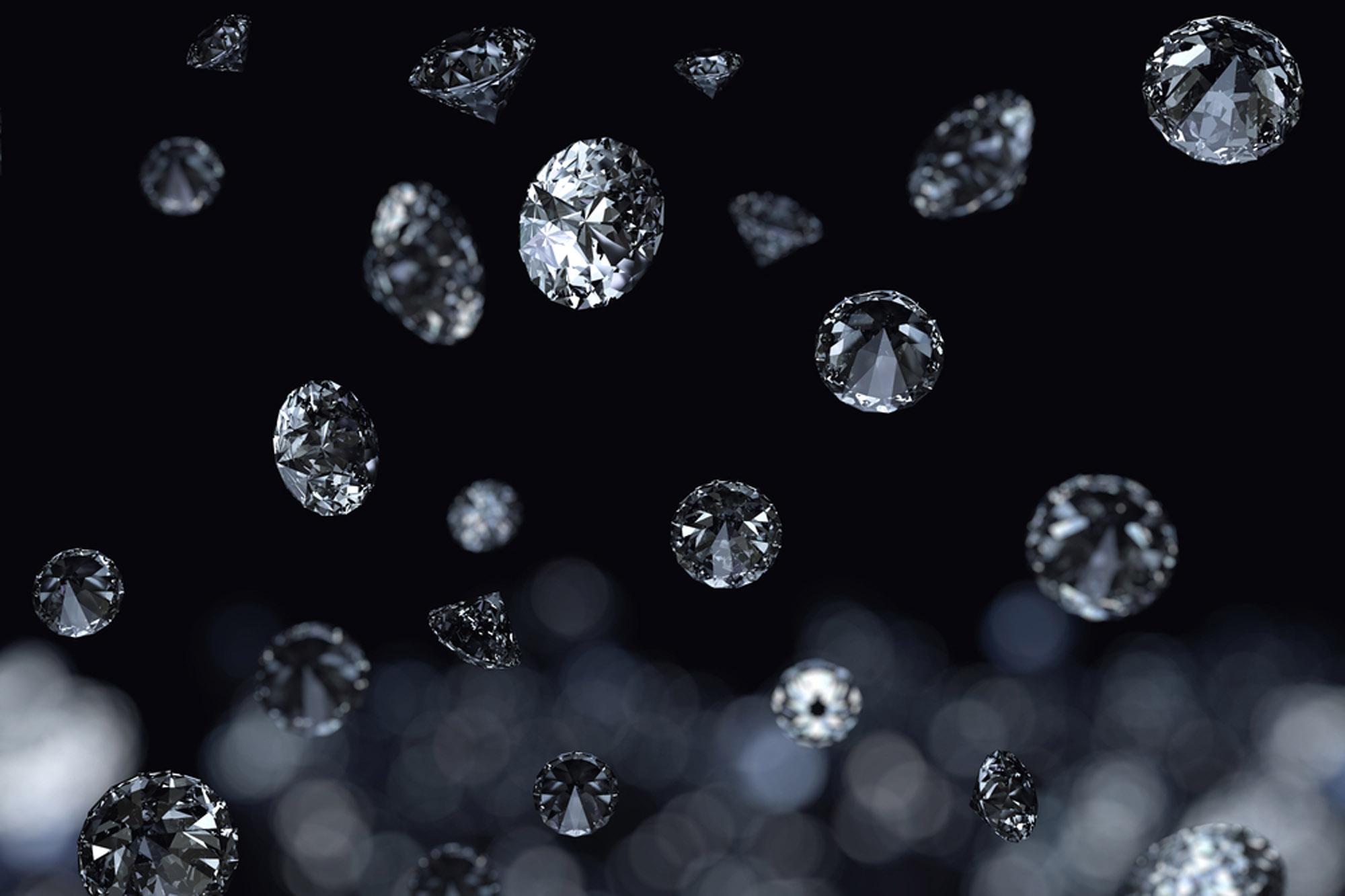На Уране и Нептуне могут идти дожди из алмазов, - ученые