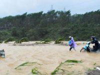На Вьетнам обрушился смертельный тайфун