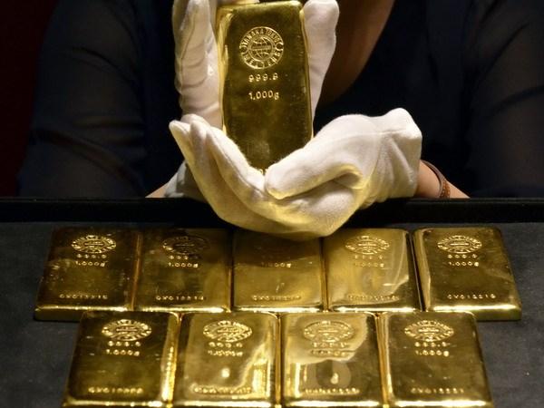 Нацбанк Украины повысил курс золота до 336,14 тыс гривен за 10 унций