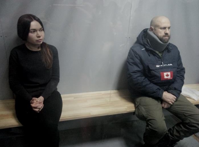 Начался суд над девушкой, которая убила шесть человек в ДТП (видео)