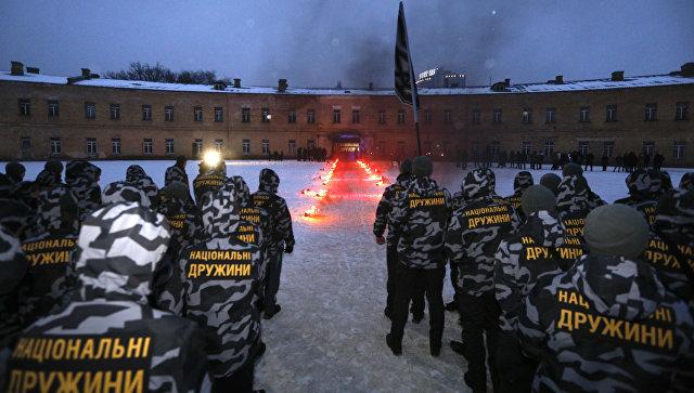"""""""Национальные дружины"""" не будут вооружаться для патрулирования улиц, —Михайленко"""
