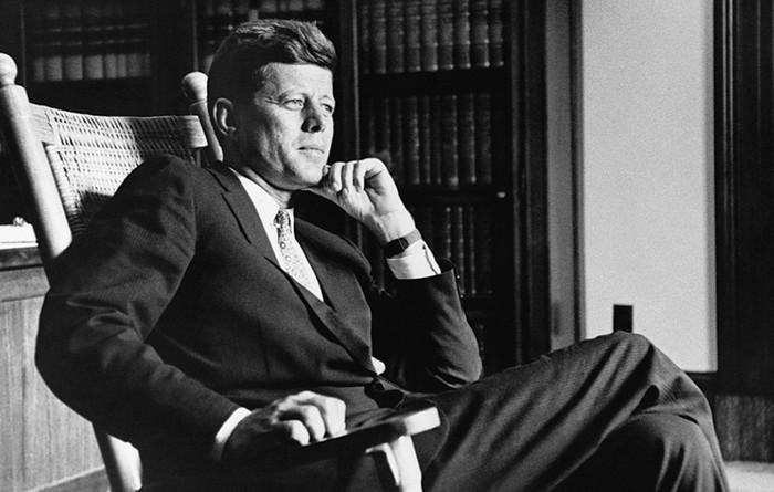 Национальный архив США раскрывает последние документы об убийстве Кеннеди