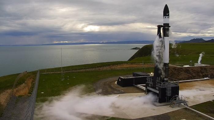 Напечатанная на 3D-принтере ракета-носитель Electron вышла в космос
