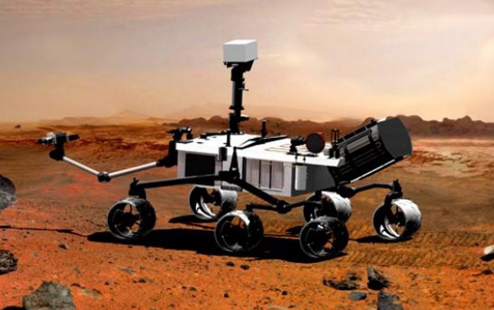 NASA испытывает марсоход перед отправкой на Красную планету в 2020 году