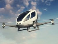NASA создает программное обеспечение для летающего такси компании Uber