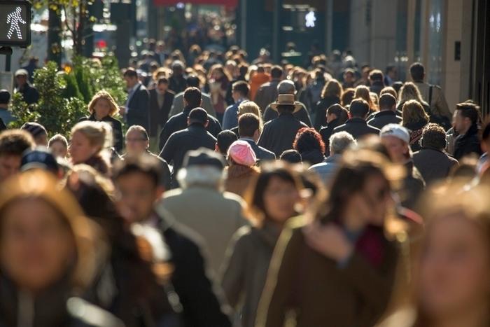 Население Земли выросло до 7,43 миллиардов человек