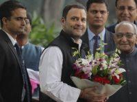Наследник династии Ганди станет лидером оппозиционной партии Индии