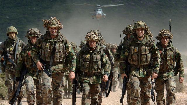 НАТО формирует новые подразделения на случай войны с Россией