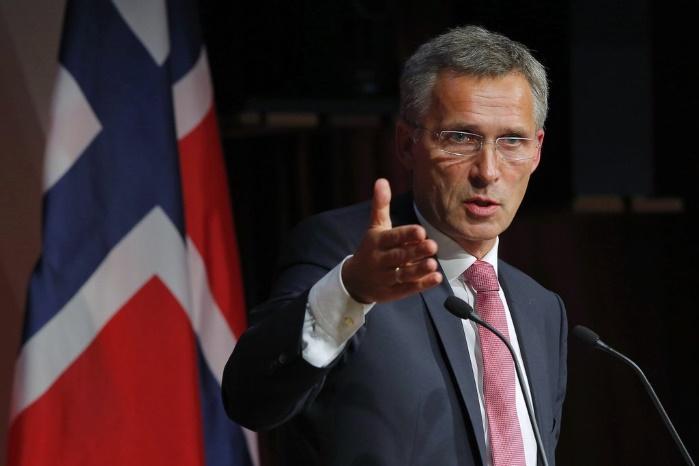 НАТО хочет восстановить контакты с Россией по военным каналам, —Столтенберг