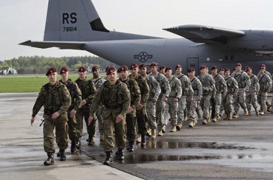НАТО проведет учения на территории Румынии