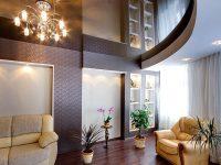 Натяжные потолки: описание, классификация, достоинства и особенности