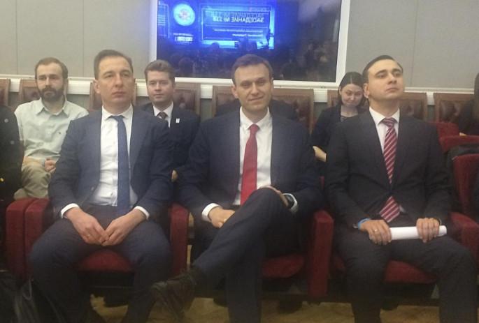 Навальному официально запрещено участвовать в президентских выборах