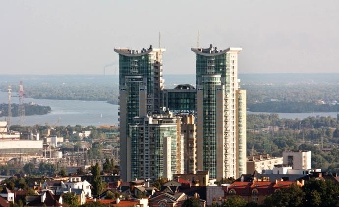 Финансирование строительства новых жилых объектов