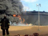 Нефть поднялась в цене после взрыва на трубопроводе в Ливии
