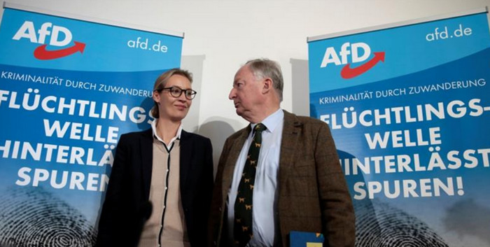 Немецкие депутаты опубликовали антимусульманские сообщения