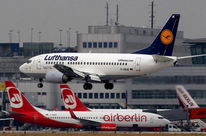 Неплатежеспособность Air Berlin создана в интересах Lufthansa, - эксперт