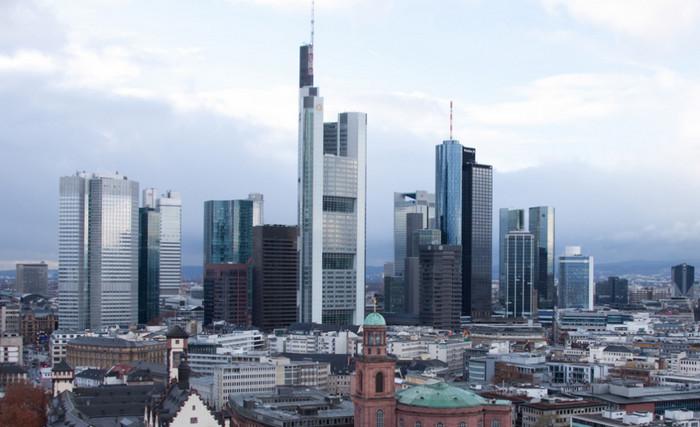 Несколько крупных банков Уолл-стрит переезжают во Франкфурт