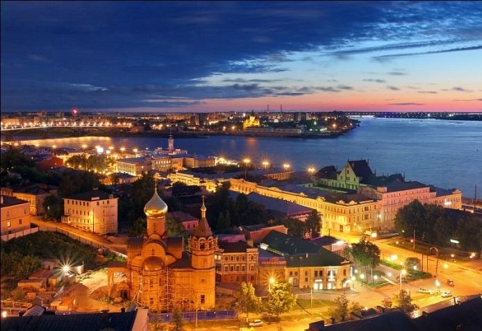 Потенциал Нижнего Новгорода для деловых визитов
