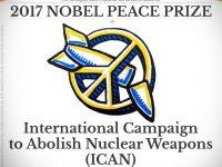 Нобелевскую премию мира получила Международная кампания за ликвидацию ядерного вооружения