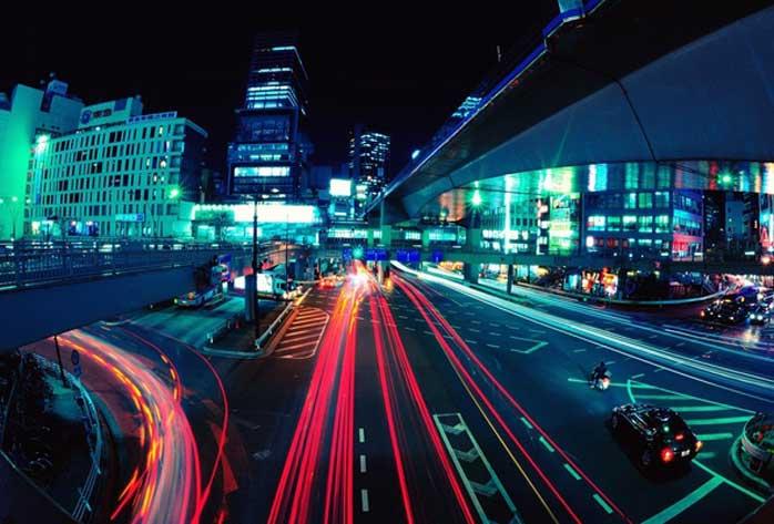 Как правильно ездить в ночное время?