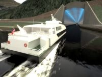 Норвежцы построят единственный в мире тоннель для кораблей