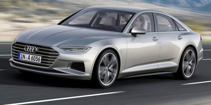 Новая Audi A6 появится в продаже уже в 2018 году, - СМИ