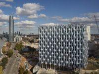 Новое посольство США в Лондоне похоже на неприступную крепость