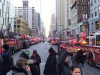 Новые подробности взрыва в Нью-Йорке: доклад Трампу, задержание подозреваемого, число пострадавших