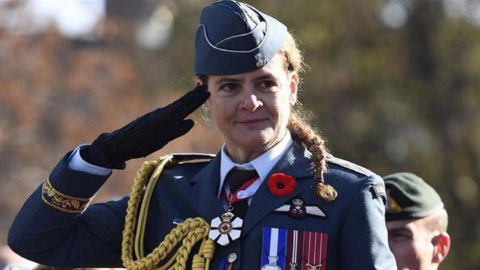 Новый главнокомандующий вооруженных сил Канады посетил Украину