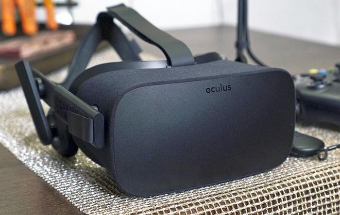 Новый шлем виртуальной реальности VR от Oculus презентовал Марк Цукерберг (видео)