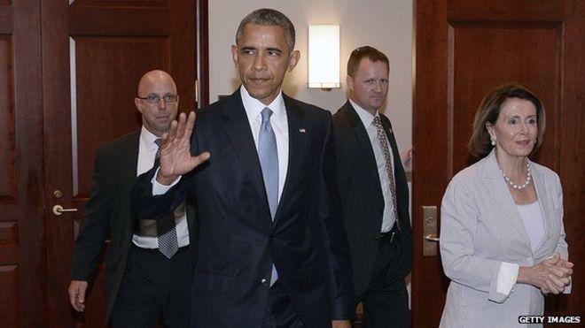 Американское правительство отвергло законодательную инициативу Обамы о торговых соглашениях