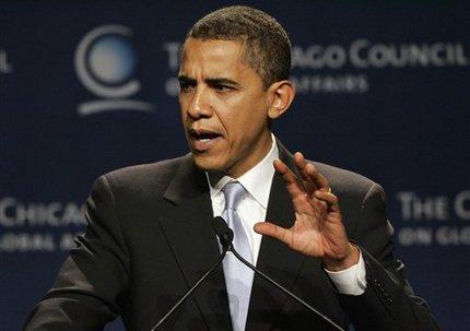 Обама подписал бюджет США на ближайшие два года
