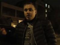 Пьяный судья Владислав Оберемко на BMW X5 угрожает сотрудникам ГАИ пистолетом (видео)