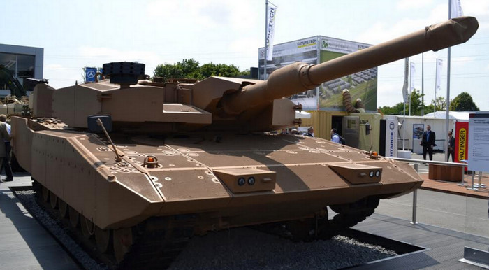 Оборонные гиганты Германии и США подписали договор о сотрудничестве