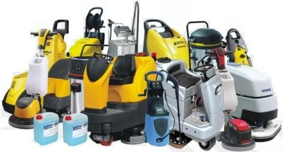 Бизнес идея: продажа профессионального уборочного оборудования