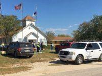 Стрельба в церкви США: 27 человек погибли