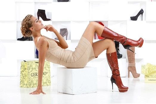 Бизнес идея: магазин брендовой обуви
