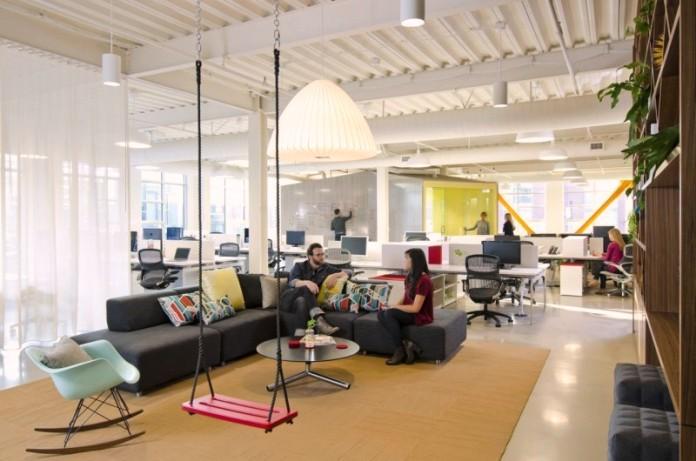 Почему офис должен быть современным?