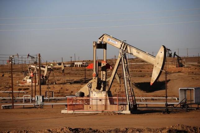 25 мая нефть Brent и WTI выровнялась в цене и идет к $50