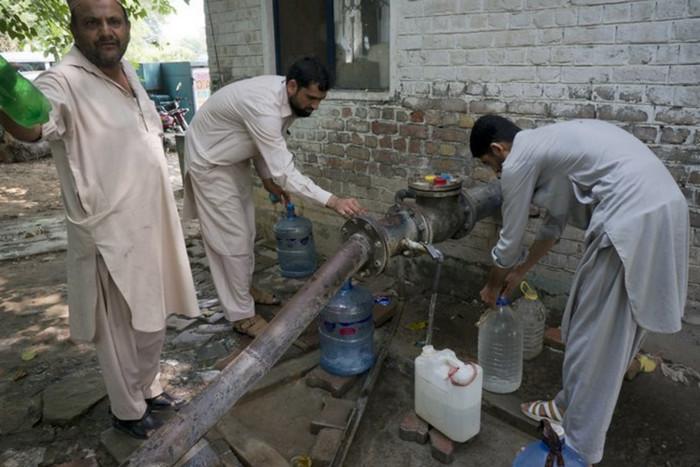 Около 50 млн человек подвержены отравлению мышьяком в Пакистане, - исследование