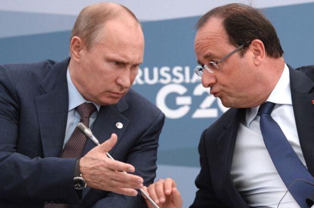 Президент Франции планирует продать России новые военные корабли