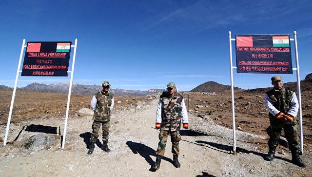 Опасность военного конфликта Китая и Индии возрастает с каждым днем, – The Washington Post