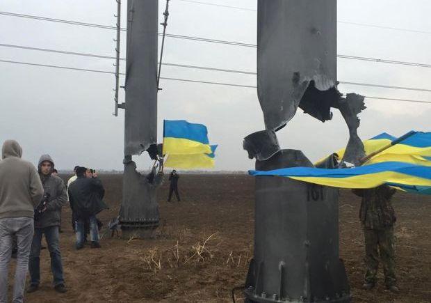 В России готовы перекрыть поставки угля в Украину из-за энергетической блокады Крыма