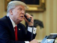 Опубликованы стенограммы телефонных разговоров Трампа с лидерами двух стран