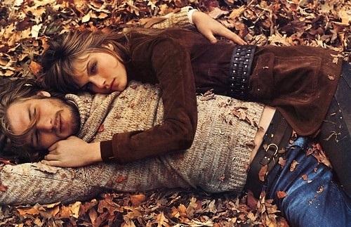Осеннее настроение - модные направления в одежде