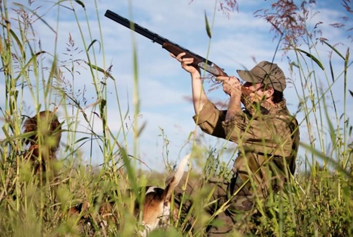Охотник, сезон, охота, дичь, Россия