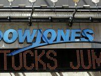 Основные фондовые индексы США снизились, но Dow Jones вышел на рекордный уровень